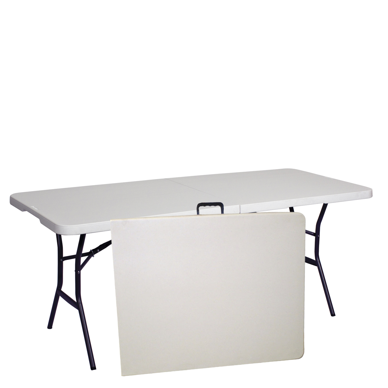 Folding tables 6ft images dining table folding images for for Table 6 feet