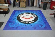 UV Printing Show Floor