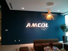 AMCOL Dimensional Letters