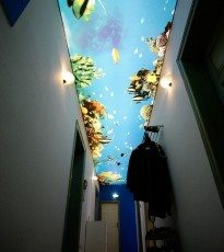 Aquarium Theme Light Fixture