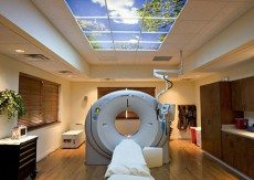 MRI Room Light Fixture