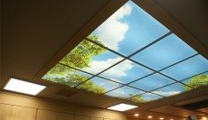 Skylight Light Fixture