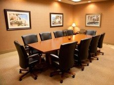 Conference Room with Conventional Framing
