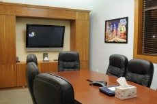 Corporate Interior Conventional Frame