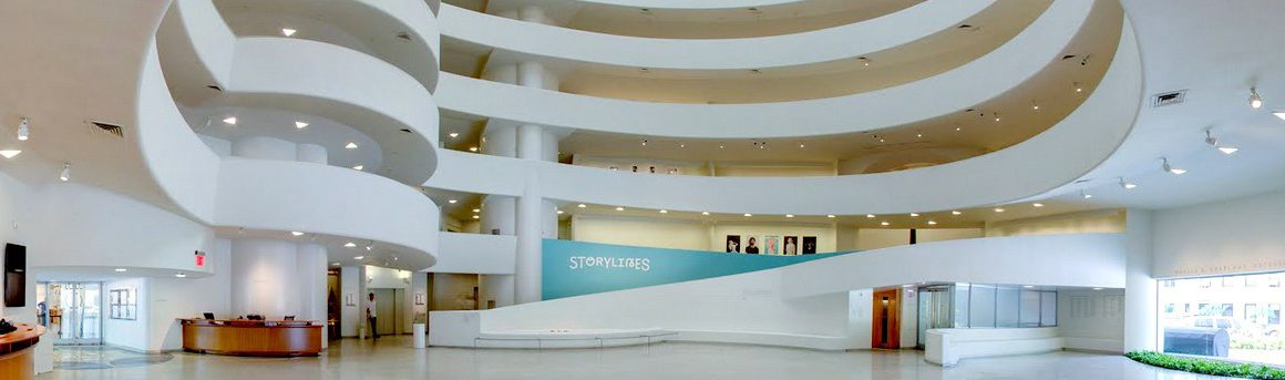Benchmark at the Guggenheim!