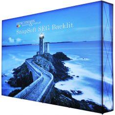 10ft by 7.5ft Backlit SEG Pop Up 1