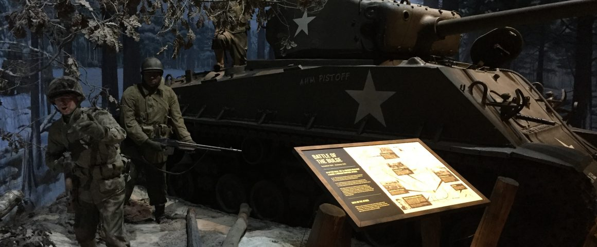 Cantigny 1st Division Museum Makeover