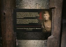 george marshall didactic cantigny